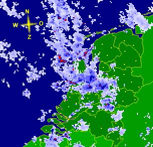 Regenradar Verden
